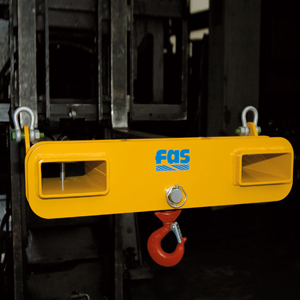 Fork lift spreader systems