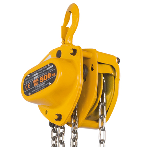 Manual chain hoist|with stainless steel|chain and bottom hook